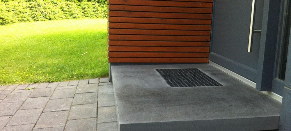 Beliebt Exklusive Fertigteiltreppen bei Treppen.de • Treppen aus Beton JL97
